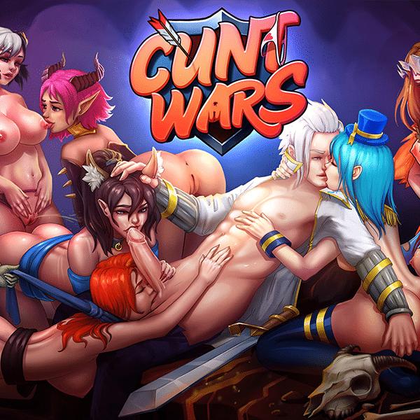 Cunt Wars | Avis sur le jeu de sexe porno de carte hentai