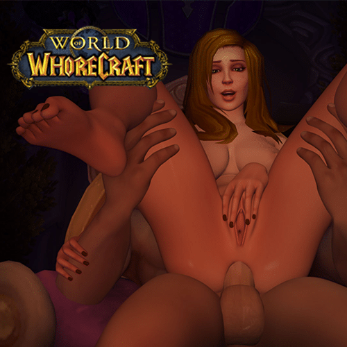 World of Whorecraft | Avis sur le jeu de sexe porno World of Warcraft